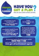 Flooding - Useful Information