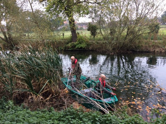 Sleaford River Clean Team